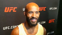 Johnson refuses to entertain questions about potential superfights