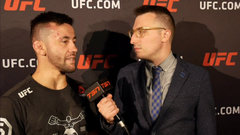 Munhoz on win over Johns: 'That's the kind of fight I like'