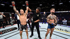 Dillashaw retains title with KO over Garbrandt; Cejudo ends Johnson's title run