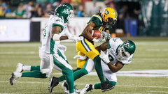 CFL Wired: Week 8 - Riders have rough ride in topsy-turvy game with Esks