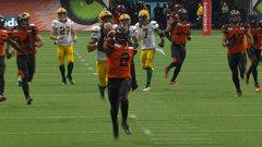 CFL Must See: Rainey makes slick moves on 79-yard punt return TD