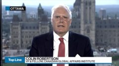 Colin Robertson, VP and fellow at the Canadian Global Affairs Institute, joins BNN Bloomberg to provide perspective on the ongoing...
