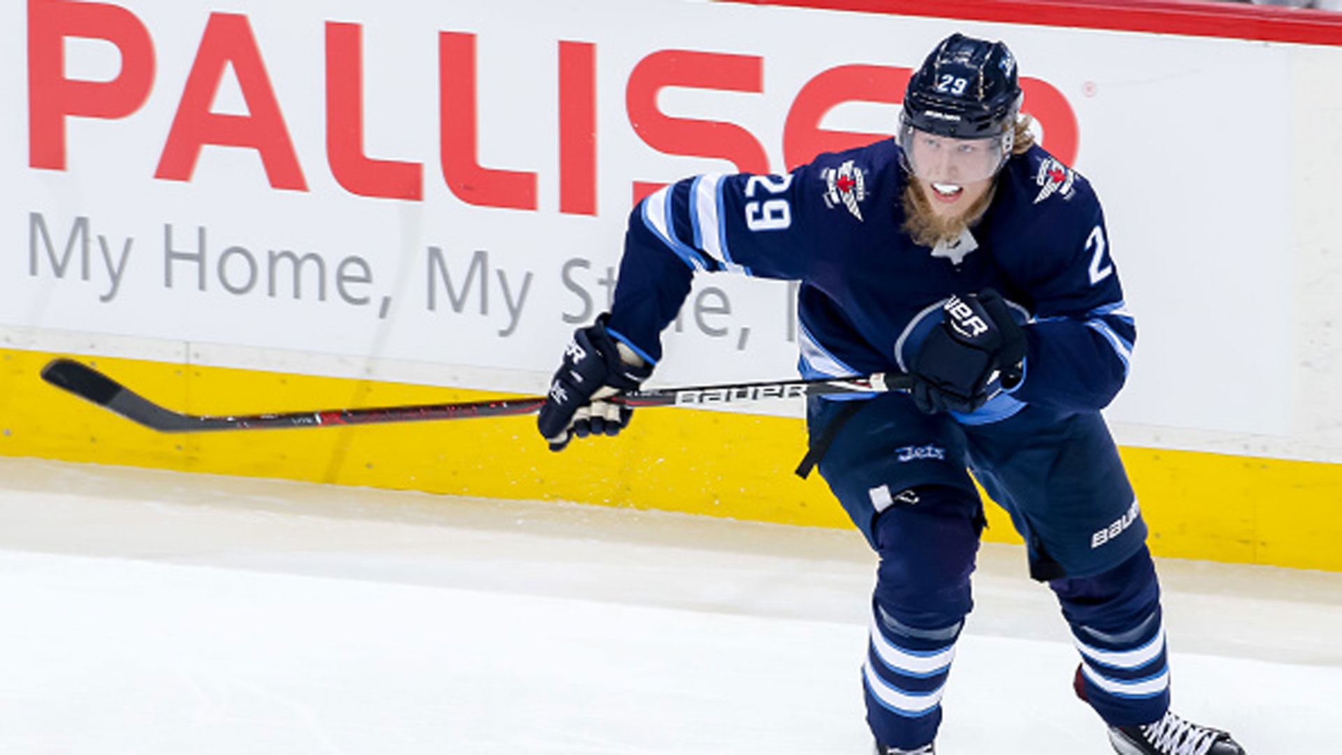 Lighter Laine looking to be faster on the ice this year