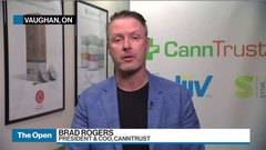 'Big, big, big' beverage brands have come knocking on CannTrust's door, CEO says