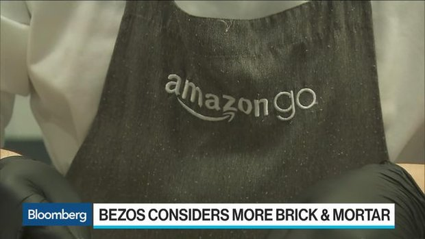 Amazon considering up to 3,000 cashierless stores by 2021