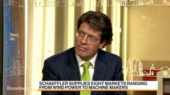 Schaeffler CEO on Business Diversity, Trade, Brexit