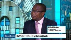 Zimbabwe's Ncube on Currency, Cholera, Dollar, China