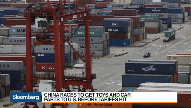 Trump says it's 'time to take a stand on China'after tariff move