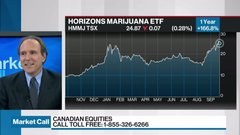 Stephen Takacsy discusses marijuana stocks