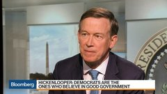 Colorado Governor Hickenlooper on Trump, Cannabis, Tariffs
