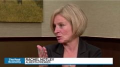 Bill C-69 'does not work for Alberta': Notley