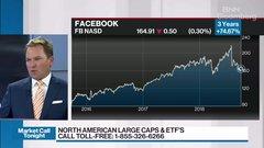 Greg Newman discusses Facebook