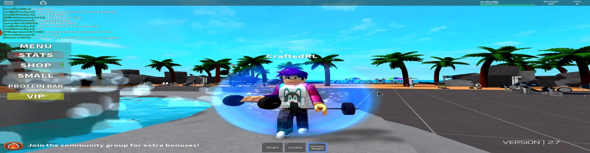 Crave The Pals Play Roblox