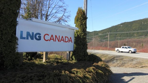 LNG Canada unaffected by pipeline politics: CEO