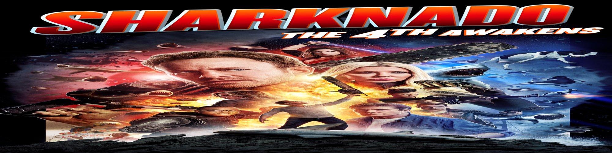 Sharknado: The 4th Awakens
