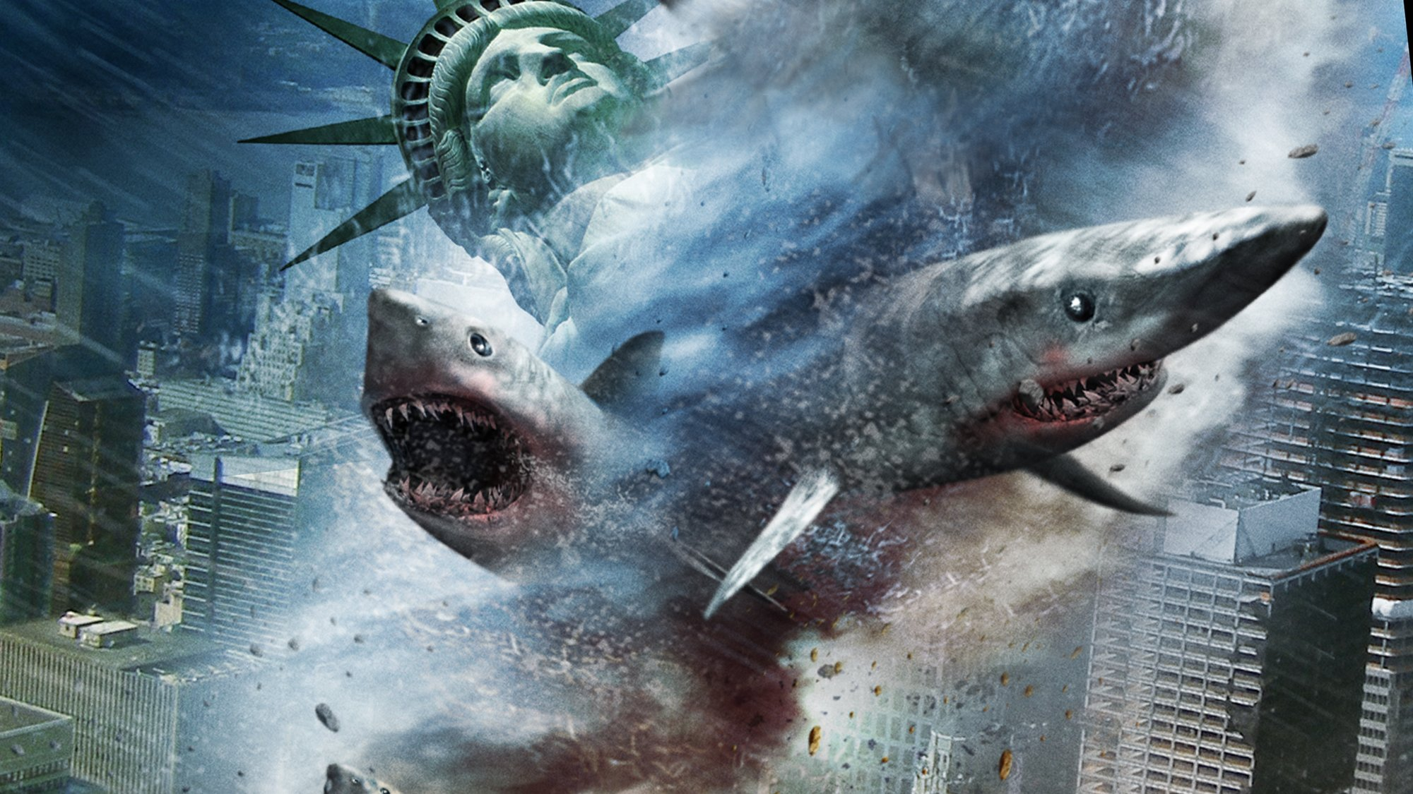 Sharknado 2: The Next One