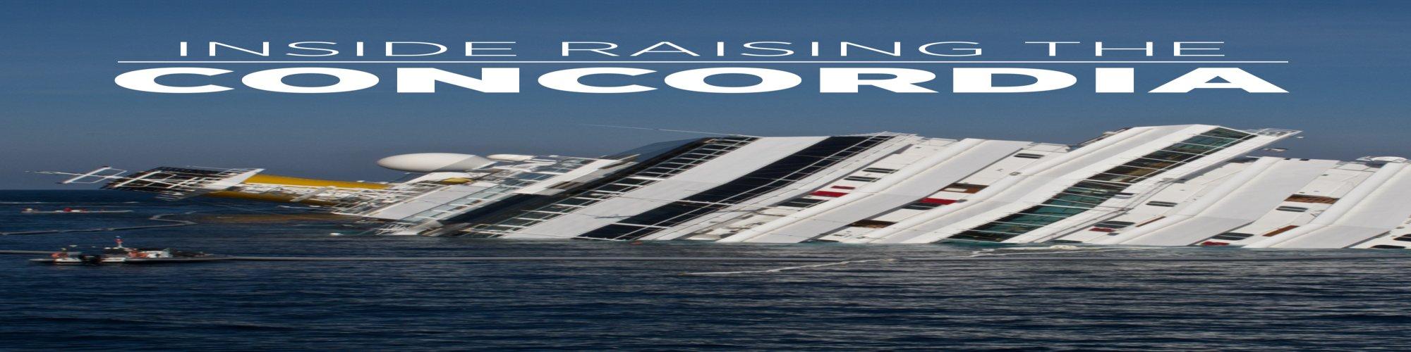 Inside Raising the Concordia