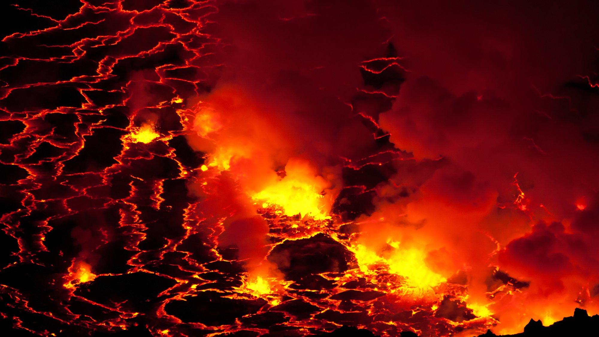 Curiosity: Volcano Time Bomb