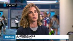 Jillian Michaels takes her fitness empire into the app world