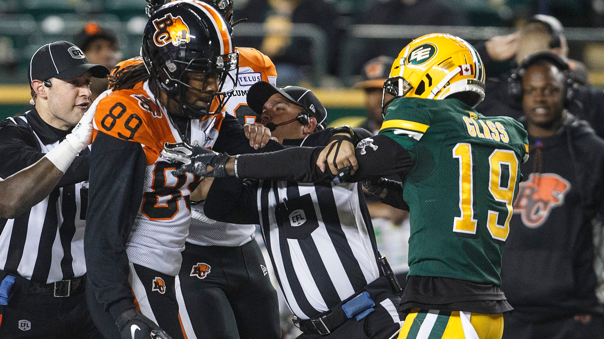 Lions' slim playoff chances flushed with loss of Reilly to broken wrist
