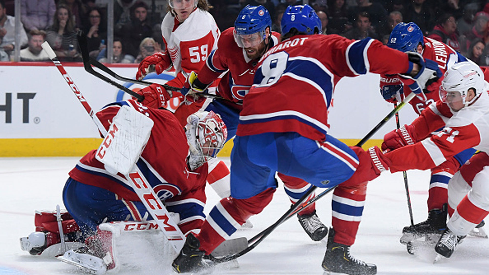 Discipline key for Canadiens against Lightning's high-octane offence