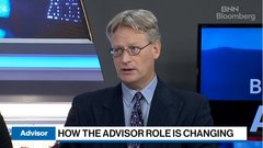 How the role of the advisor is changing