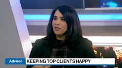Keeping your top clients happy