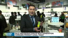 Sale, production of next-generation cannabis products now legal