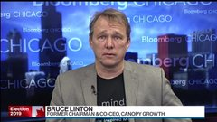 Bruce Linton: Pot sector's economic contribution should have been an election focus