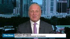 Trudeau needs to work across party lines: Bruce Heyman