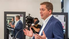 Scheer appears ready for 'second election strategy'