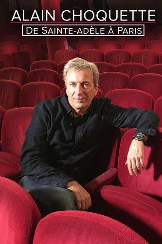 Alain Choquette de Sainte-Adèle à Paris