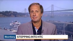HTC CEO Yves Maitre on Trade Tensions, 5G Race and Oculus Competition