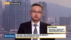 China'sHikvision Had Been Preparing for U.S. Blacklisting: Analyst