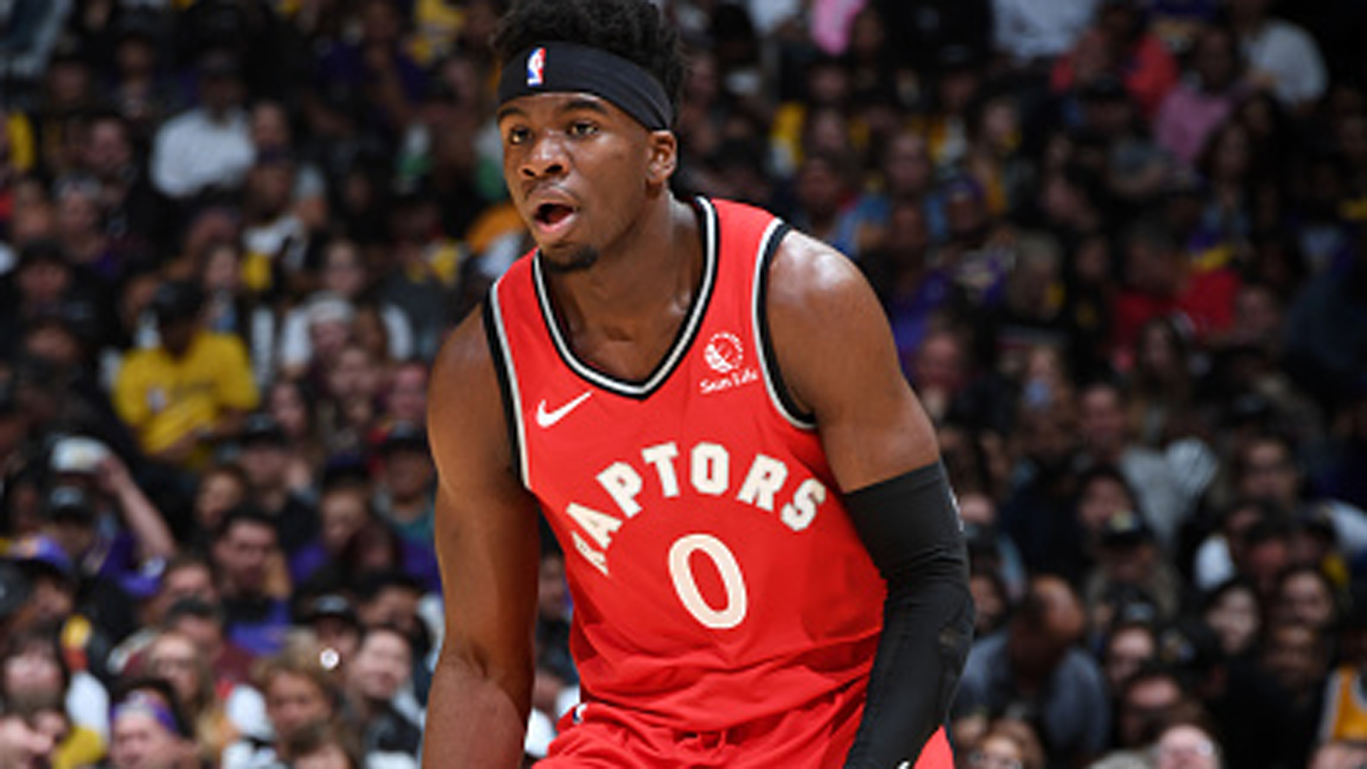 Fresh faces give Raptors much-needed boost in comeback win over Lakers