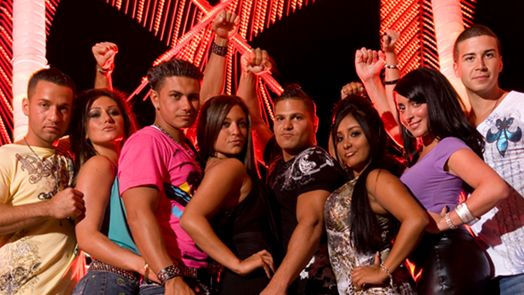 Jersey Shore: 10 Fist Pumping Years