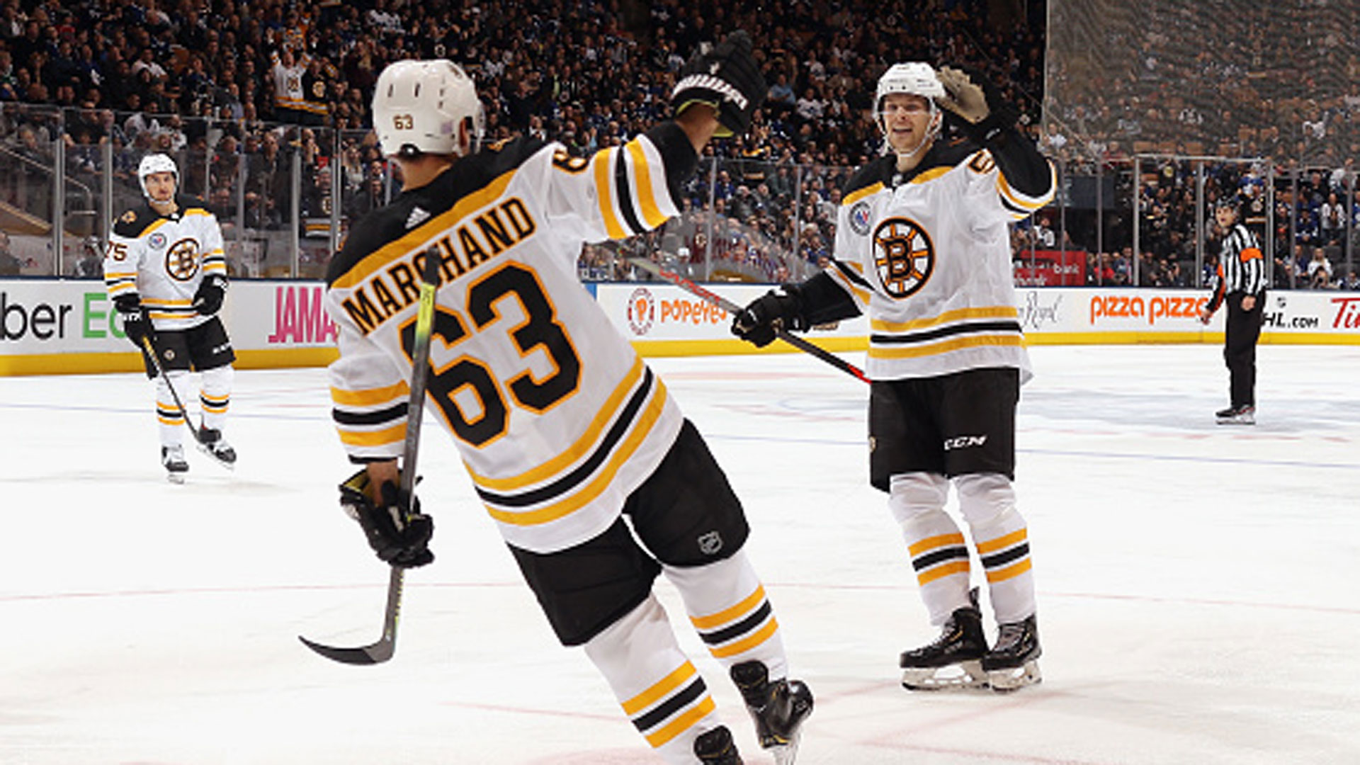 Leafs 'look to be in trouble' after loss to Bruins