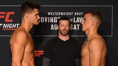UFC Fight Night: Covington vs. Lawler - Prelims