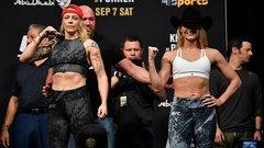UFC 242: Prelims