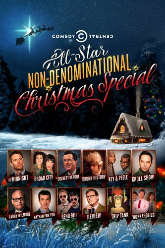 Comedy Central's All-Star Non-Denominational Christmas Special