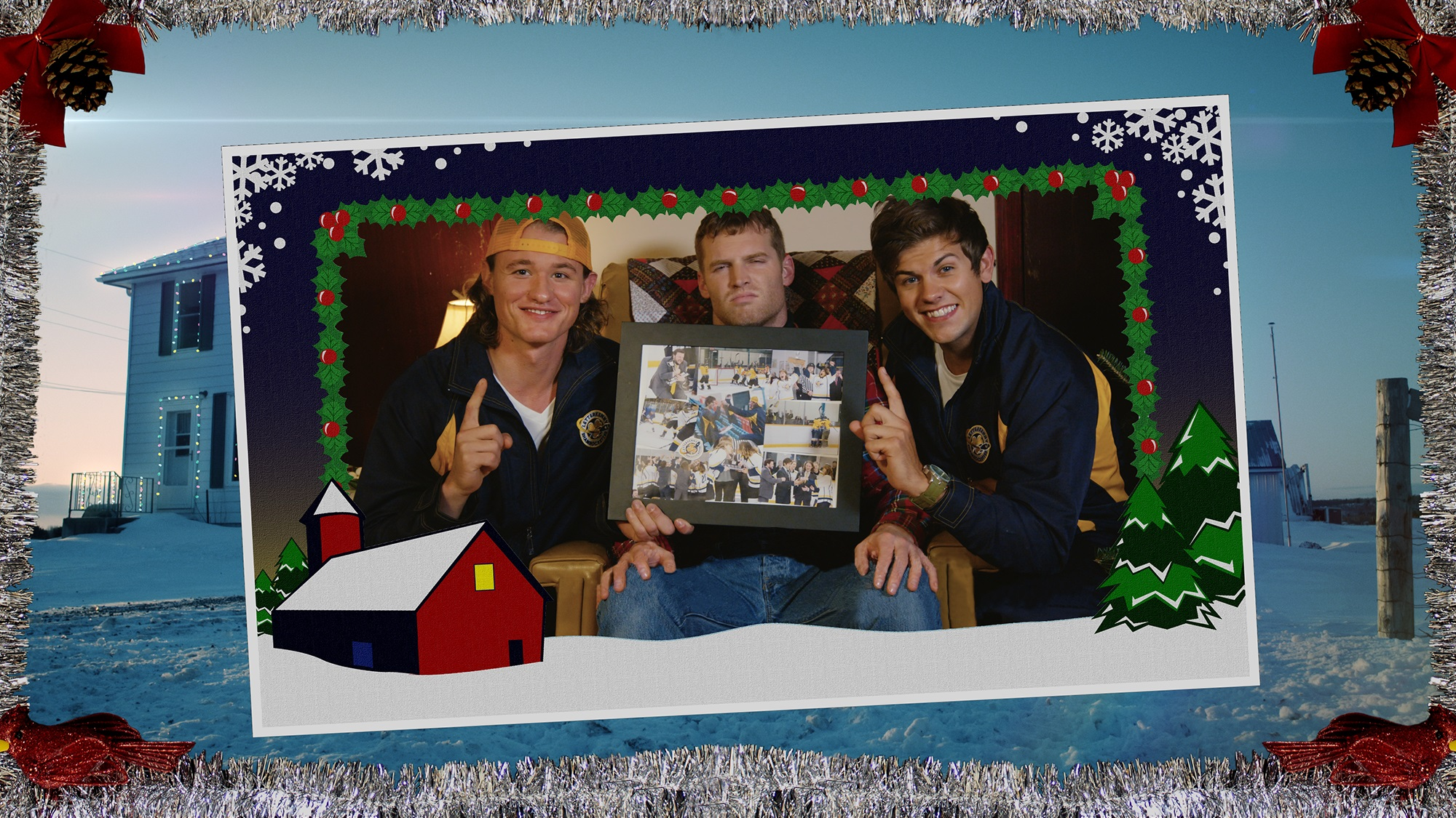 A Letterkenny Christmas: The Three Wise Men