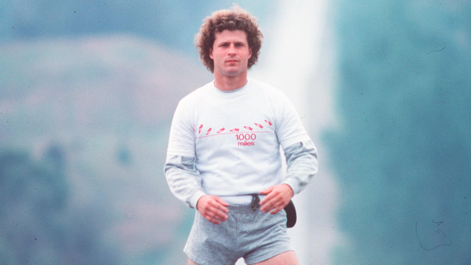 Terry Fox : le coureur de l'espoir