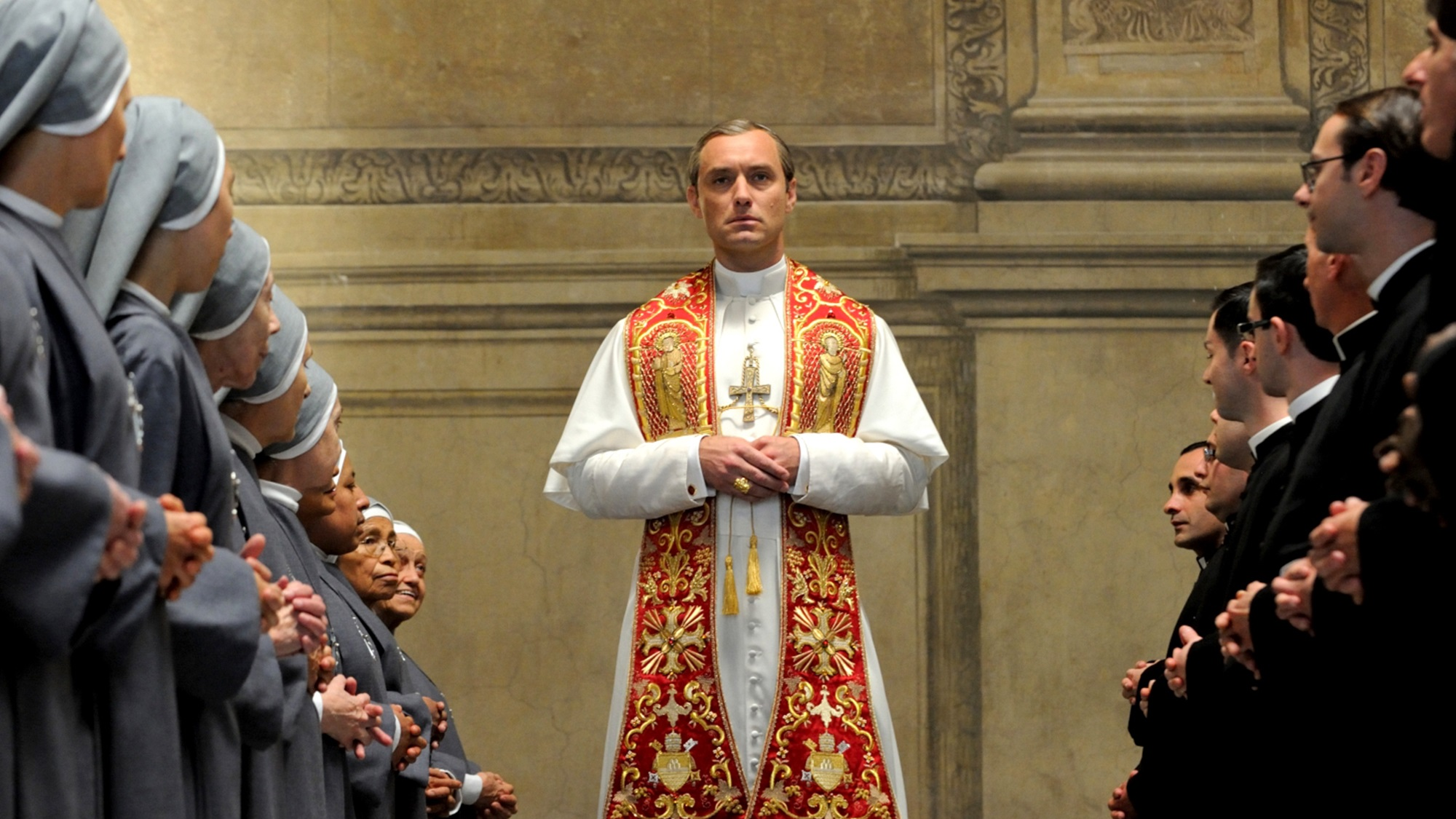 The Young Pope V.F.