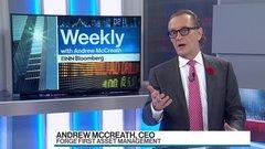 McCreath's Lookahead: Central bank actions still masking macro ills