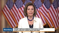 Pelosi Puts House on Quick Timetable for Impeaching Trump