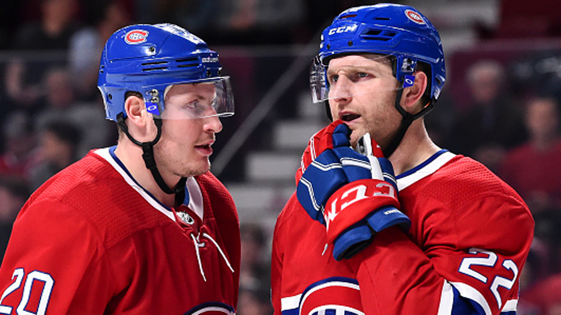 Alzner, Deslauriers in as Habs take on Blues team that plays 'heavy game'