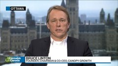 Bruce Linton: 'No interest in buying Canadian cannabis assets'