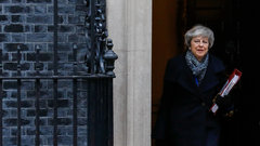 EU expresses horror at Brexit vote, refuses to reopen deal