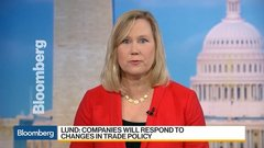 Lund Says Companies Will Respond to Changes in Trade Policy