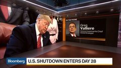 Valliere Says Government Shutdown Exchanges Are Increasingly Childish, Petty